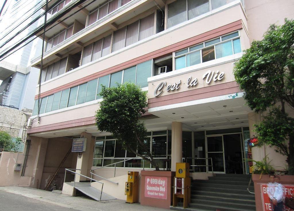 Ace Penzionne Hotel C Est La Vie Pension Cebu City
